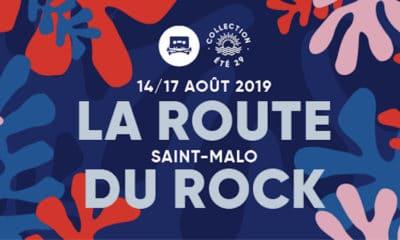 Découvrez la programmation de La Route du Rock 2019