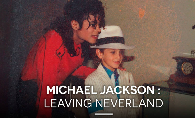 """""""Leaving Neverland"""", le documentaire choc sur Michael Jackson diffusé sur M6"""