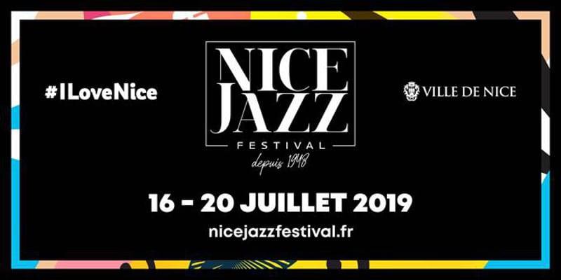 Les 10 premiers artistes à l'affiche du Nice Jazz Festival 2019