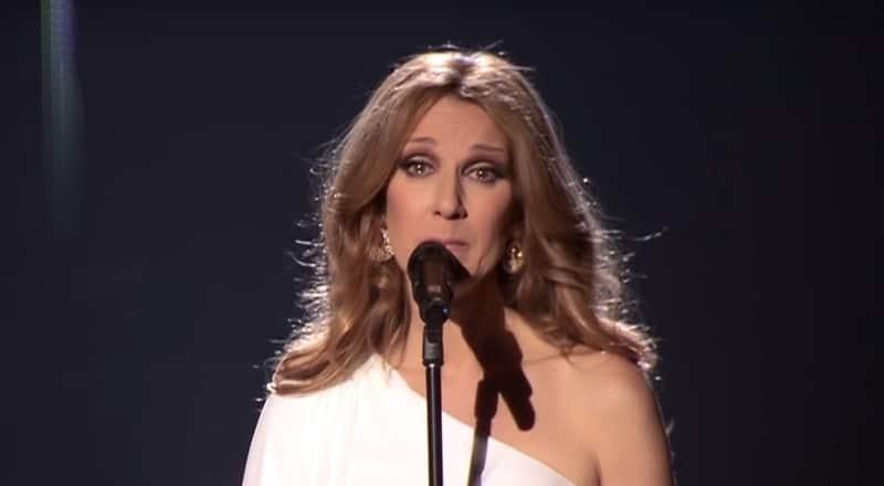 Céline Dion annonce la sortie d'un album en français