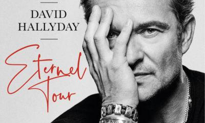 David Hallyday en concert à la Salle Pleyel le 4 octobre 2019