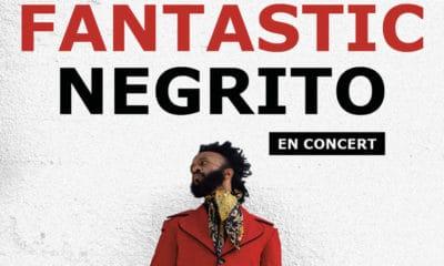 Fantastic Negrito en concert au New Morning le 2 juillet 2019