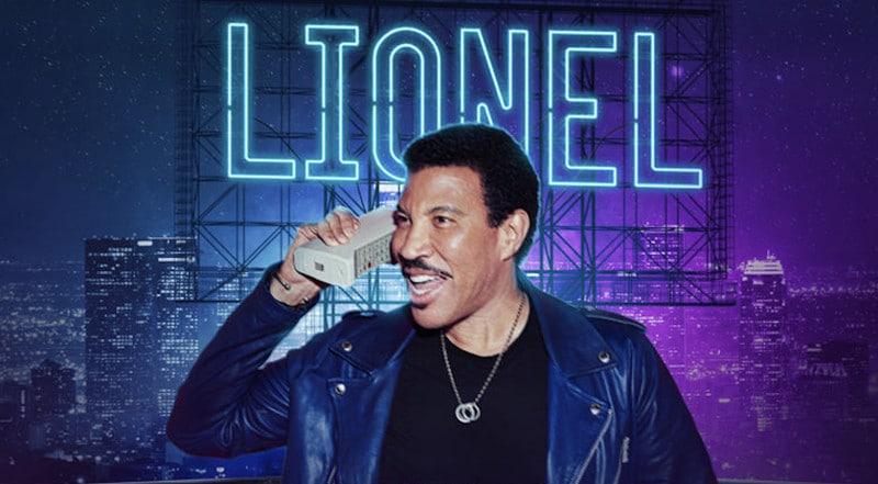 """Lionel Richie de retour avec l'album """"Live from Las Vegas"""""""