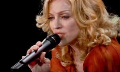Madonna participera bien à l'Eurovision à Tel-Aviv