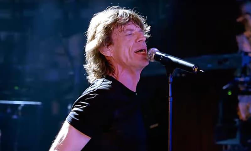 Mick Jagger hospitalisé suite à un problème cardiaque