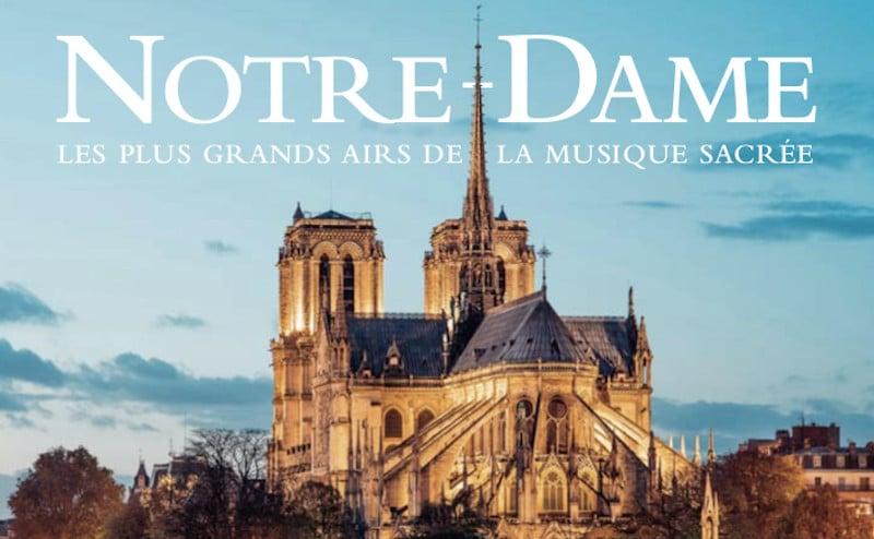 Un album au profit de la reconstruction de Notre-Dame de Paris