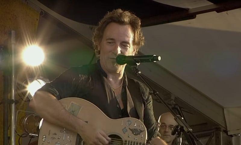 Bruce Springsteen annonce un nouvel album avec le E Street Band