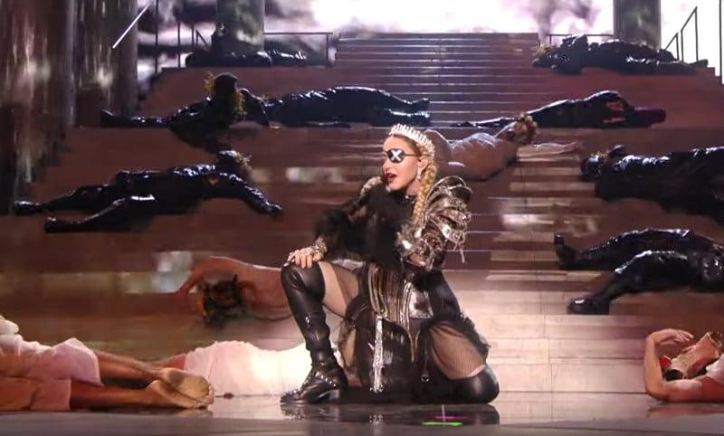 Madonna ajoute 2 dates supplémentaires au Grand Rex