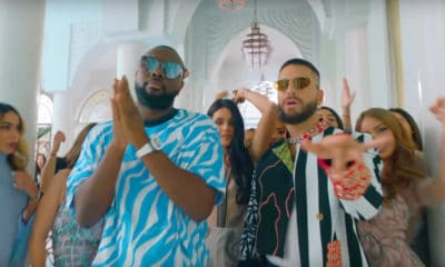 Maître Gims et Maluma dévoilent le clip de « Hola Señorita »
