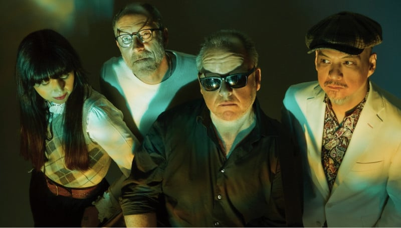 The Pixies de retour avec l'album « Beneath The Eyrie »