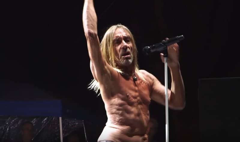 Iggy Pop annonce la sortie de son nouvel album « Free »