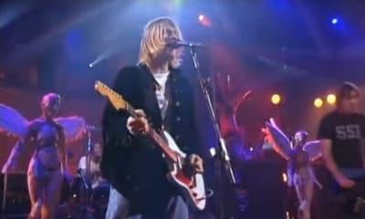 Un nouvel album live de Nirvana débarque dans les bacs