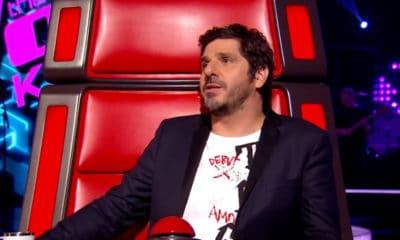 The Voice Kids 6 : Interview Patrick Fiori