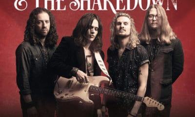 Tyler Bryant & The Shakedown en tournée dans toute la France