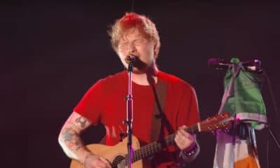 La dernière tournée d'Ed Sheeran est la plus lucrative de l'histoire