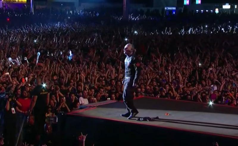 Slipknot en concert à Paris et Lyon en 2020