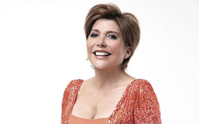 Danse avec les Stars : Interview Liane Foly