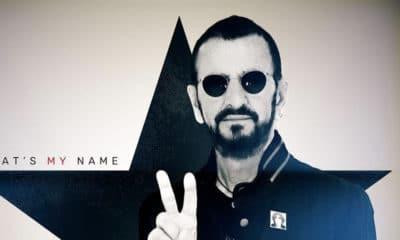 Ringo Starr de retour avec un nouvel album « What's My Name »