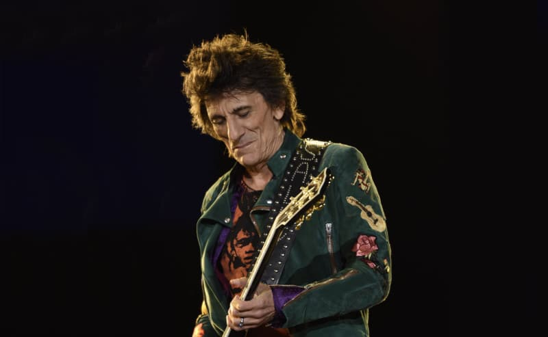 Ronnie Wood sort un nouvel album baptisé « Mad Lad »