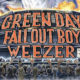 Green Day, Fall Out Boy et Weezer dans une tournée mondiale commune