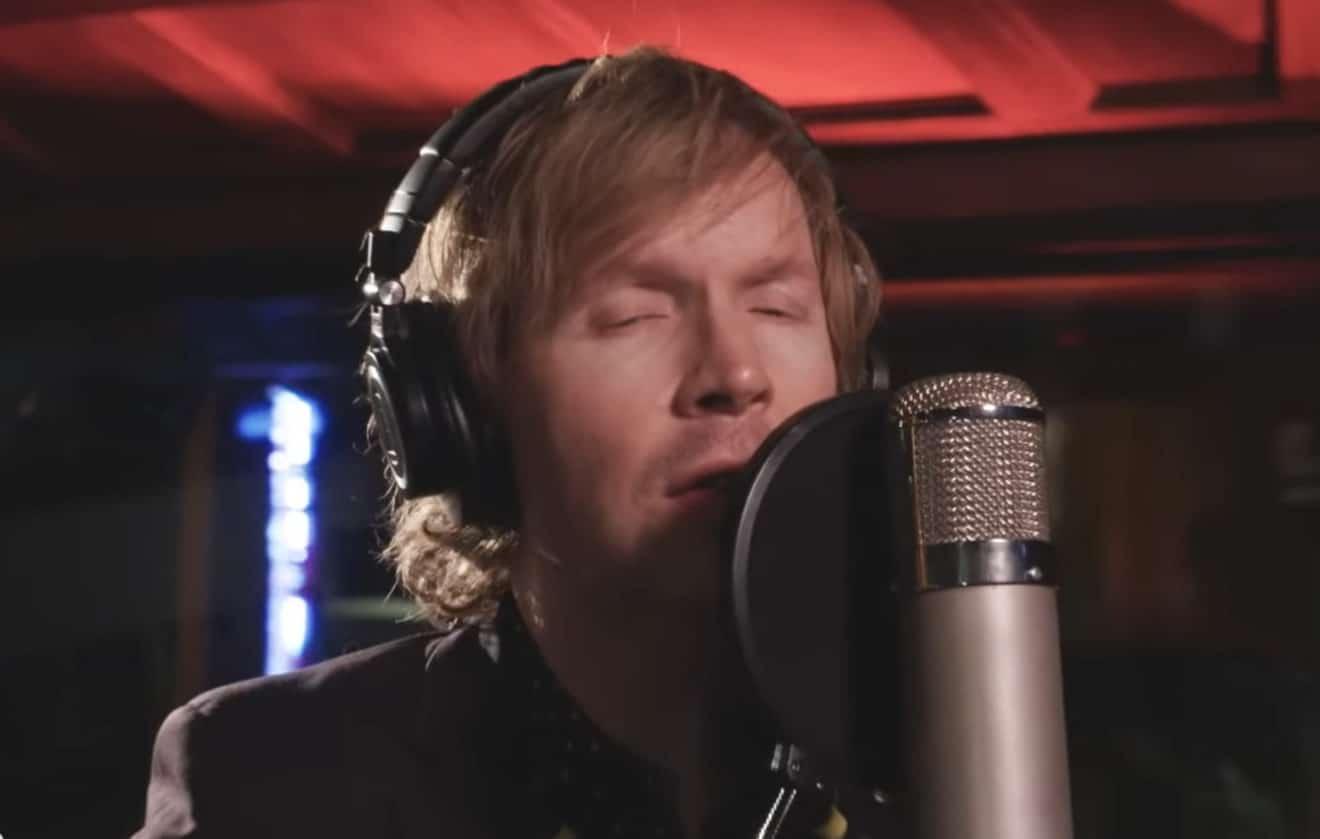 Beck de retour avec son nouvel album « Hyperspace »
