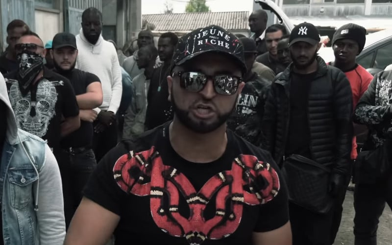 Le rappeur Samat tué d'une balle dans la tête