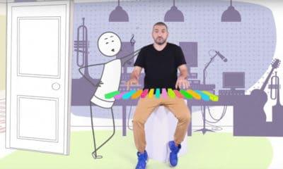 Ibrahim Maalouf dévoile le clip du titre « Happy Face »