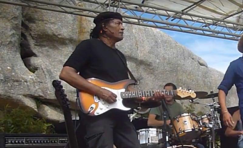 Décès de José Tamarin, le guitariste du groupe Niagara