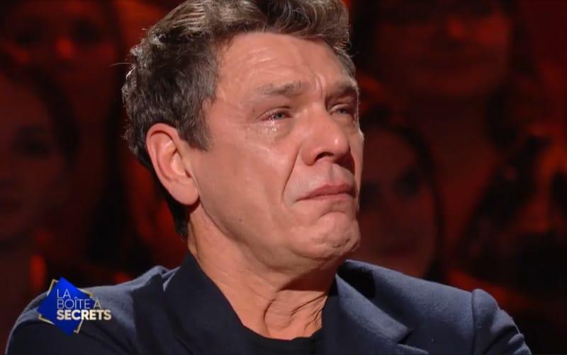 Marc Lavoine s'effondre en larmes devant Faustine Bollaert