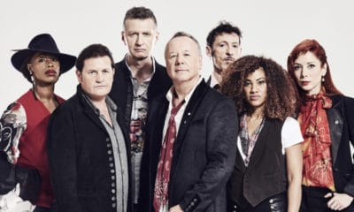 Simple Minds de retour avec l'album « Live In The City Of Angels »