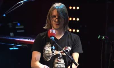 Steven Wilson en concert au Zénith de Paris le 21 septembre 2020