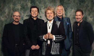 le groupe culte Yes en concert à L'Olympia le 22 mai 2020
