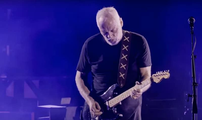 Le créateur du jingle de la SNCF attaque David Gilmour en justice