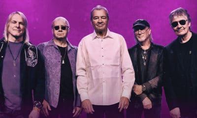 Deep Purple en concert à La Seine Musicale le 30 juin 2020