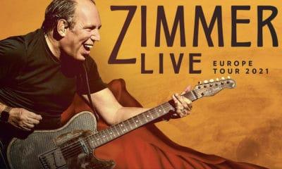 Hans Zimmer en concert à l'AccorHotels Arena le 11 mars 2021