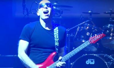 Joe Satriani à l'Olympia et en tournée dès 2020