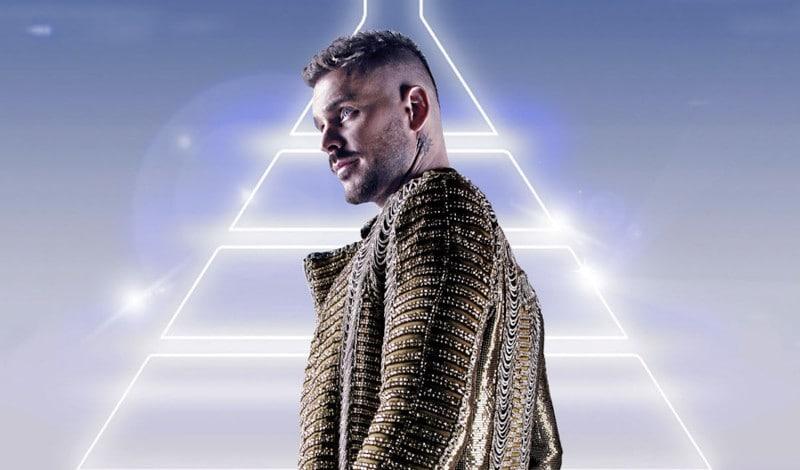 M.Pokora sort la réédition de son album « Pyramide »