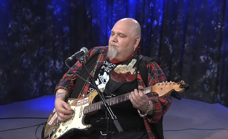 Popa Chubby de retour avec « It's A Mighty Hard Road » le 14 février 2020