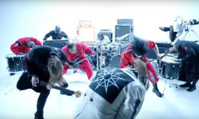 Slipknot clip Nero Forte
