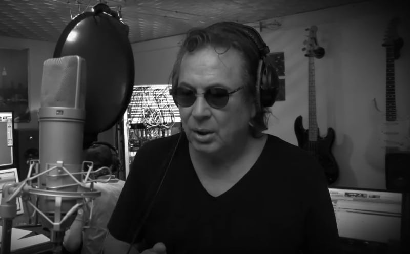 Bernard Minet en mode Heavy Metal
