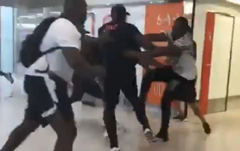 Bagarre Booba Kaaris