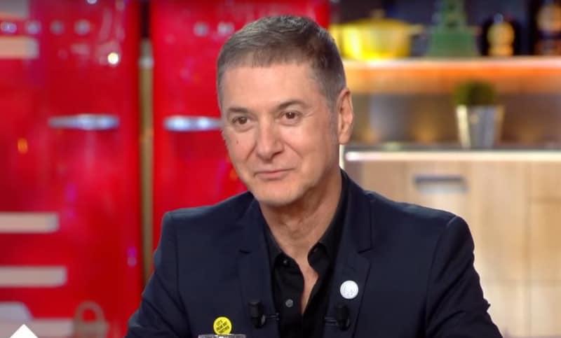 Etienne Daho malade