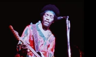 Jimi Hendrix Band Of Gypsies