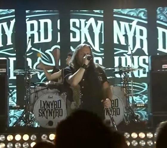 Lynyrd Skynyrd concert France