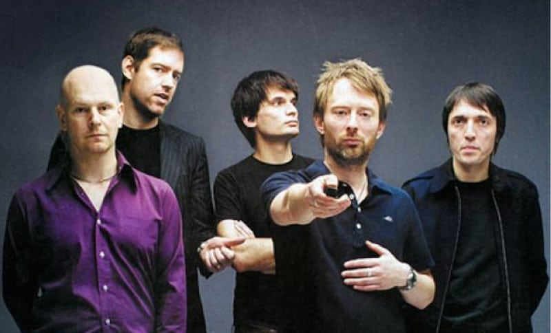 Radiohead Youtube