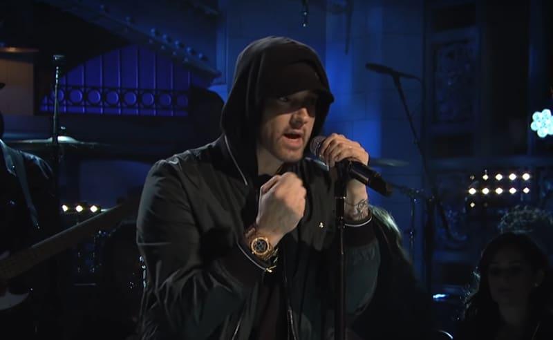 Eminem record rappeur le plus rapide
