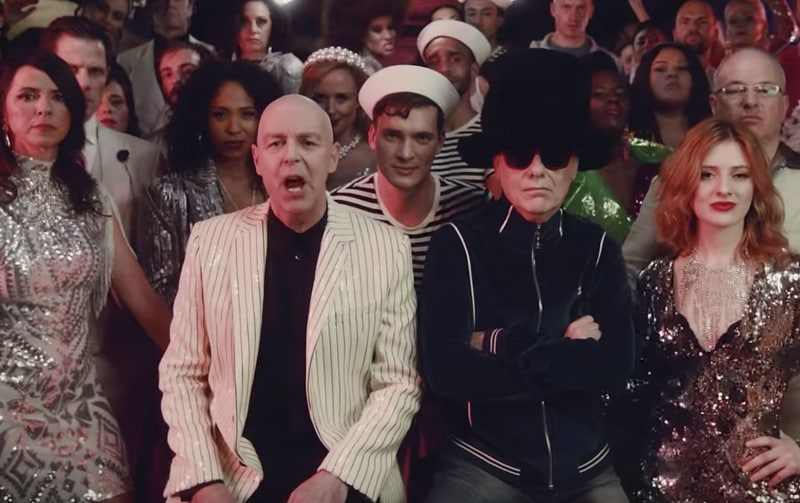 Pet Shop boys album Hotspot