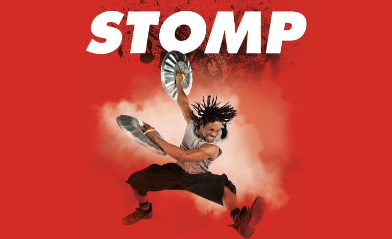 Stomp La Cigale Paris