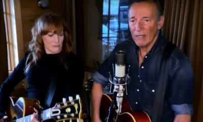 Bruce Springsteen Patti Scialfa