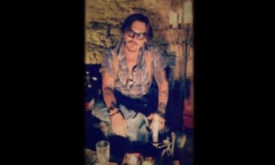 Johnny Depp Instagram